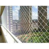 Serviço de rede proteção no Jardim Alvorada