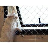 Serviço rede proteção janela na Vila Cláudia