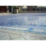 Sites de tela de proteção para piscina na Vila Príncipe de Gales