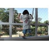 Sites rede proteção janela na Vila Vitória