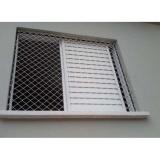 tela de proteção para janela de apartamento em Belém