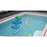 Valores instalar tela de proteção para piscina na Vila Guarani