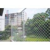 Valores para instalar rede de proteção de área externa em São Bernardo Novo