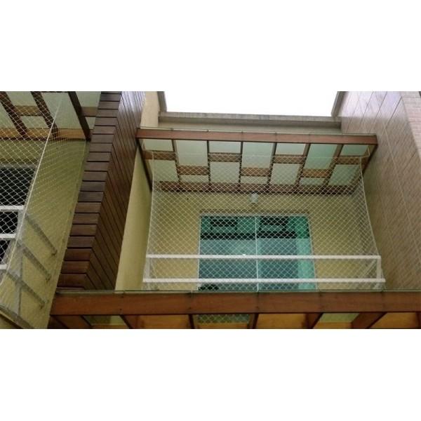 Valor Instalar Rede Proteção Apartamentos no Jardim Santo Alberto - Rede de Proteção para Apartamento