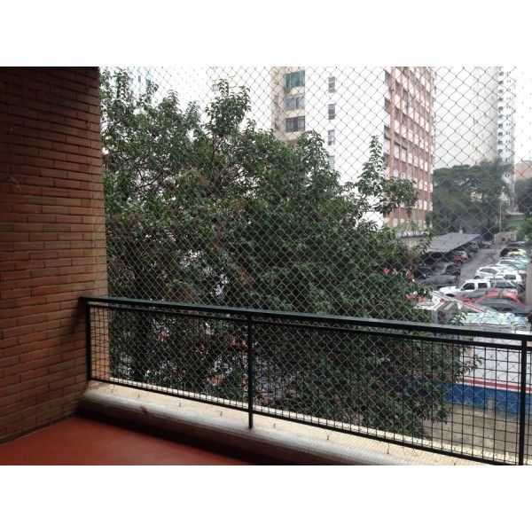 Valor Rede de Proteção de Varandas no Brás - Redes de Proteção em São Caetano
