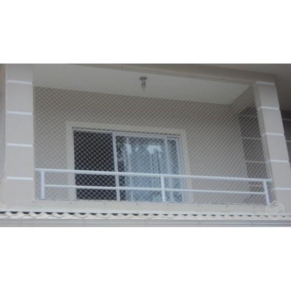 Valores Instalar Rede Proteção na Vila Vitória - Rede de Proteção para Apartamento
